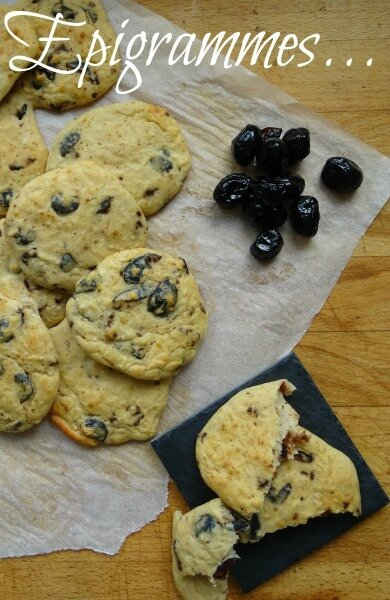 Cookies Haricots Olives Noires 01