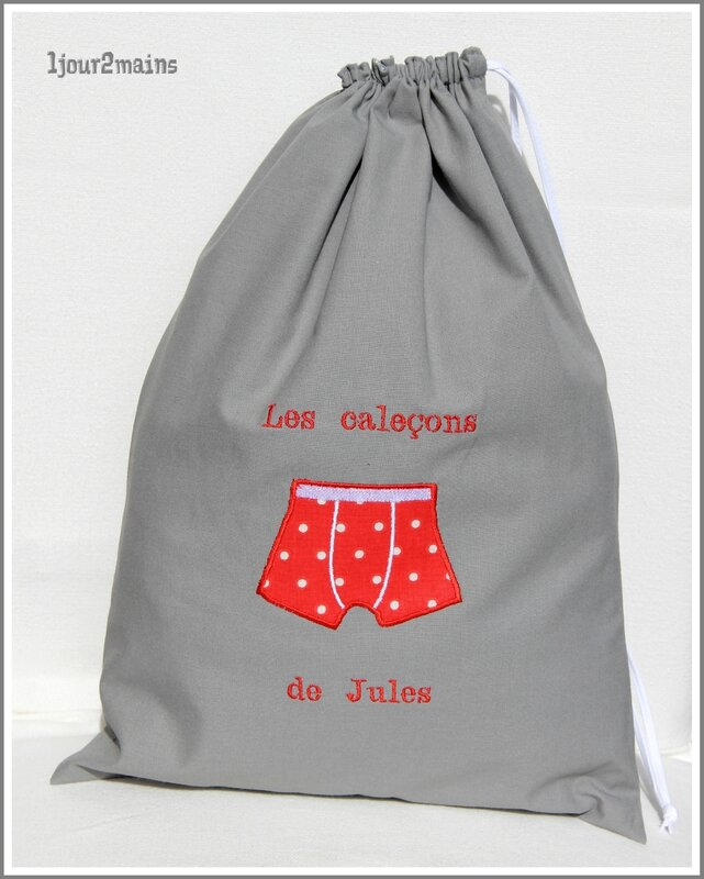 sac calecon jules