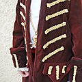Costume Pirate - BURDA 2452