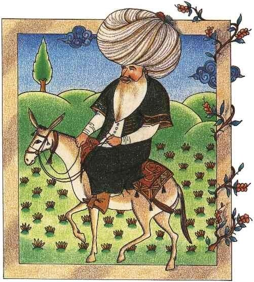 Nasreddin_(17th-century_miniature)