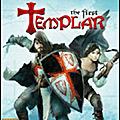 The first templar : la quête du saint graal