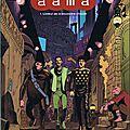 Aâma (tomes 1 à 4) ---- frederick peeters