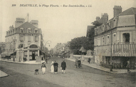 14 - Deauville - Deauvil et Continental Hotel