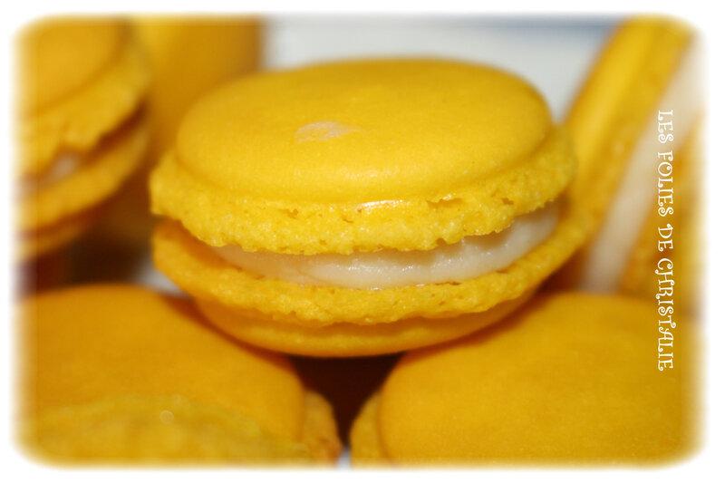 Macaron citron 4