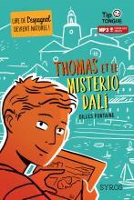 Thomas et le misterio Dali couv