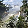 7 Chutes d'Iguazu, côté argentin