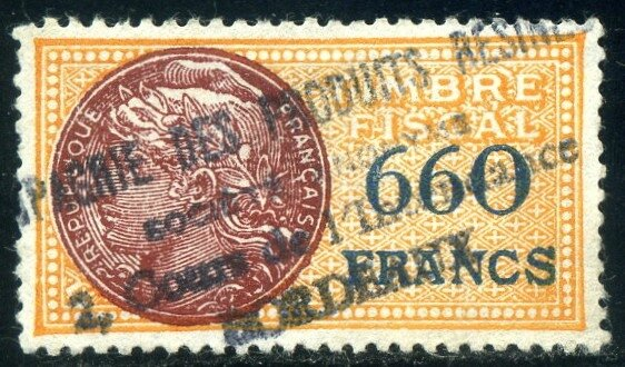 660 francs