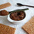 Tartinade diététique hyperprotéinée amande cacao noisette (sans beurre et sans sucre)
