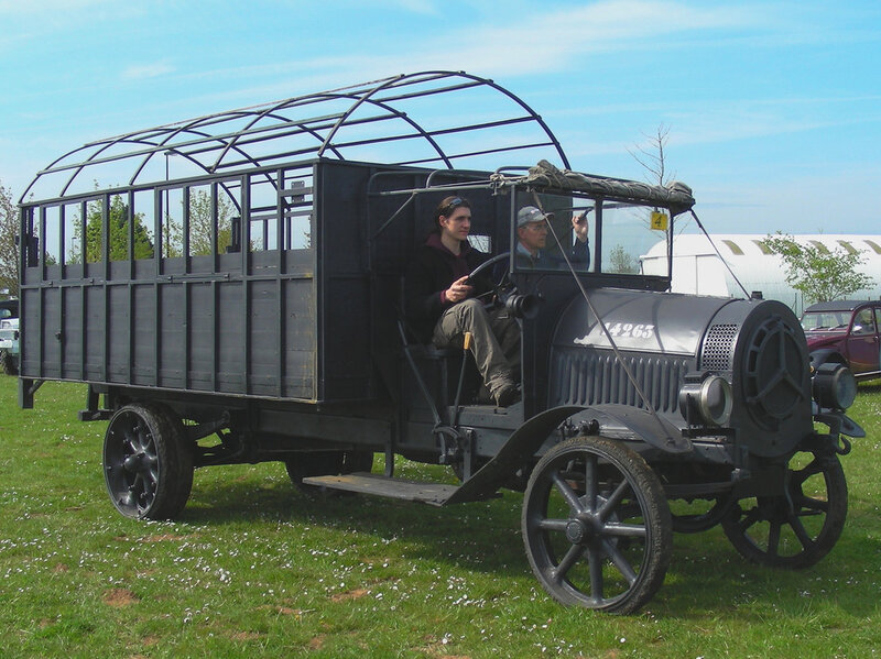 camion 1914