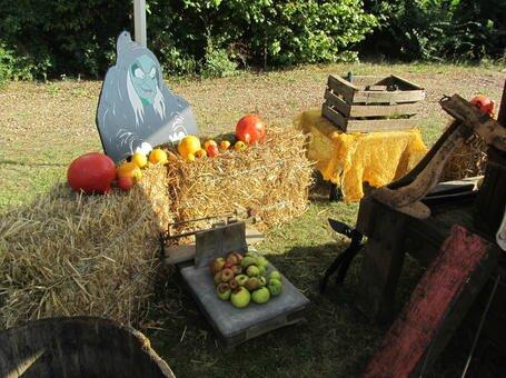 La fête de la pomme à Thiers-sur-Thève (Oise)