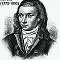 Novalis (1772 – 1801) :