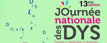 """Résultat de recherche d'images pour """"journée nationale des dys 2019"""""""
