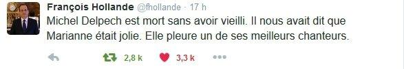 Delpech-François Hollande