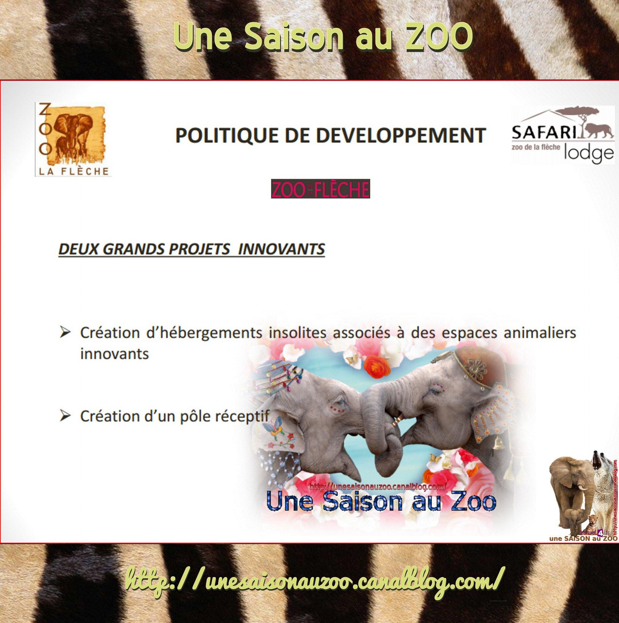 - LODGES SAiSON au ZOO