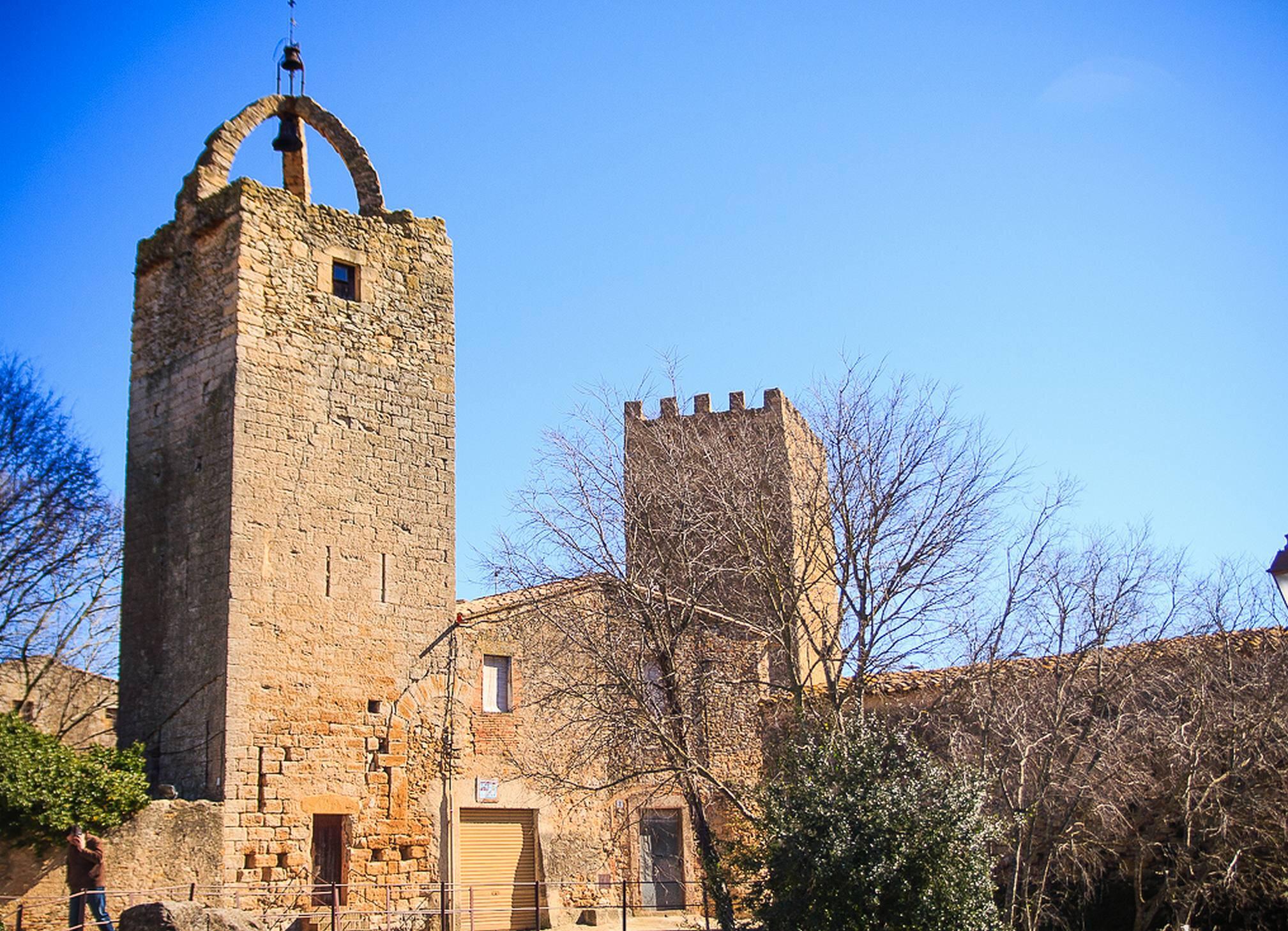 Peratallada : village médiéval