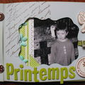 Mini Album printemps 001