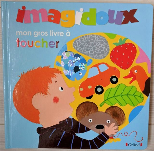 imagidoux à toucher ©Kid Friendly