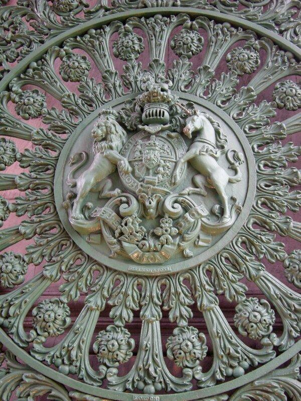 london wellington arch door