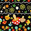 black-canvas-mushroom-fabric-with-flowers-by-Kokka-165858-1