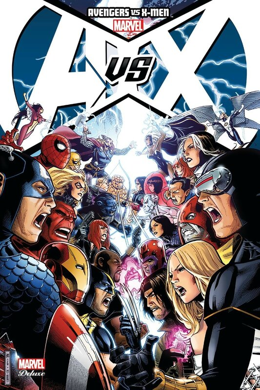 marvel deluxe avengers vs x-men