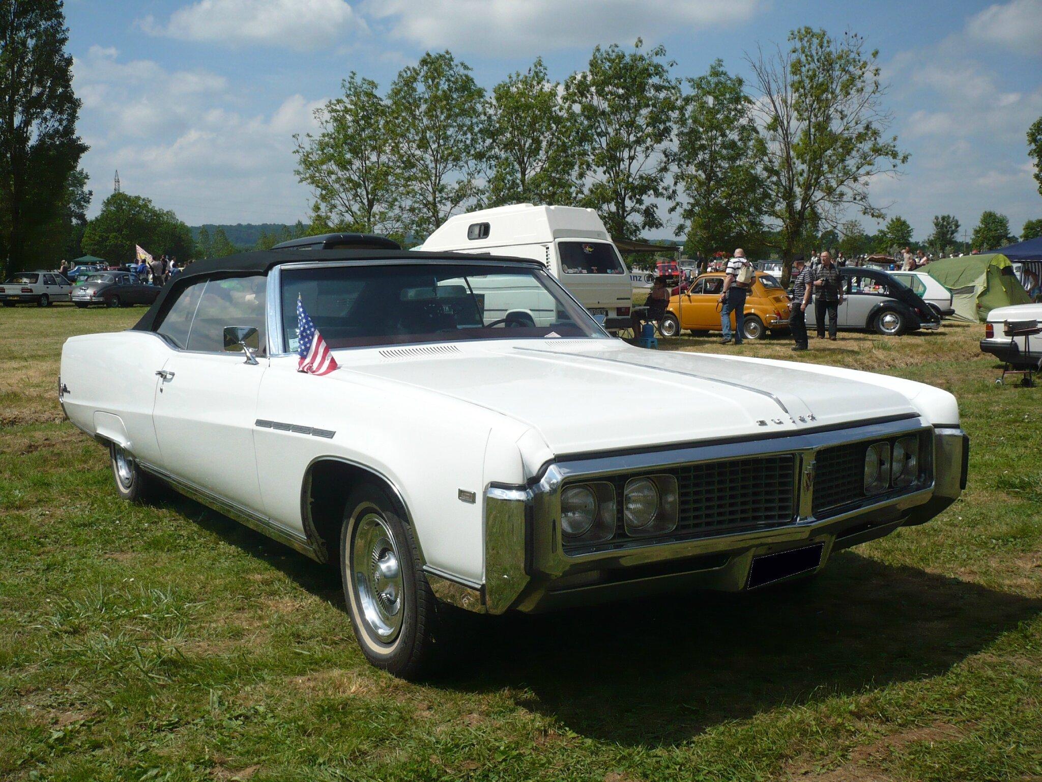 BUICK Electra 225 2door convertible 1969 Madine (1)