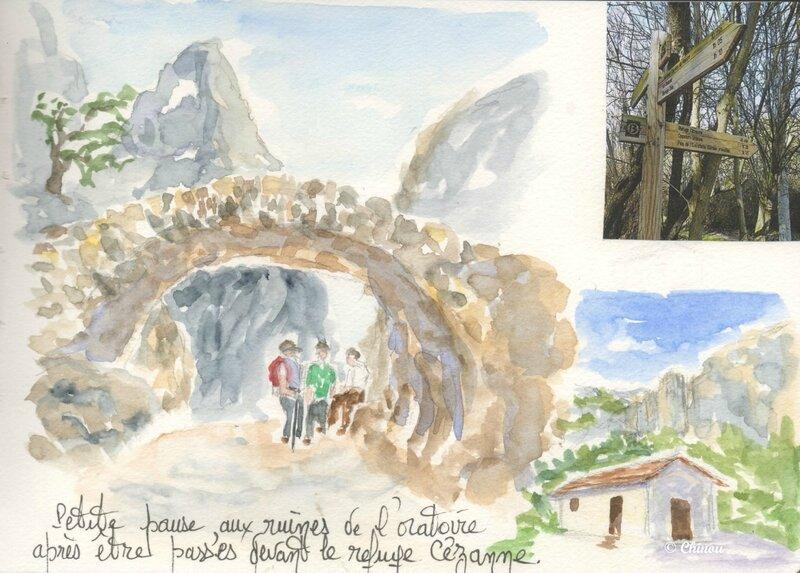 Refuge Cézanne