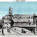 Nantes ancien - Tour du Bouffay