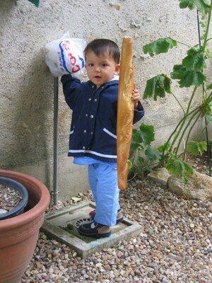 Mon neveu Théo !