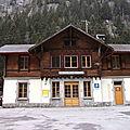 Le Châtelard-Frontière (Suisse)