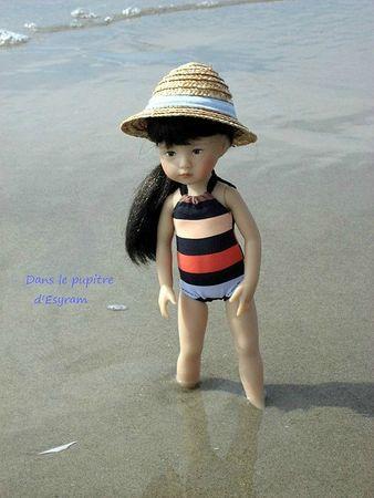 6 - Défi août 2012 - thème blog en vacances esyram
