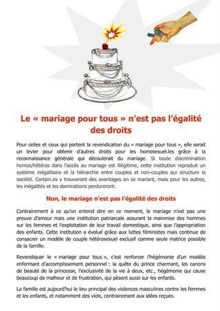 Mariage pas egalité des droits_p1