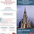 180 ans de monuments historiques en normandie