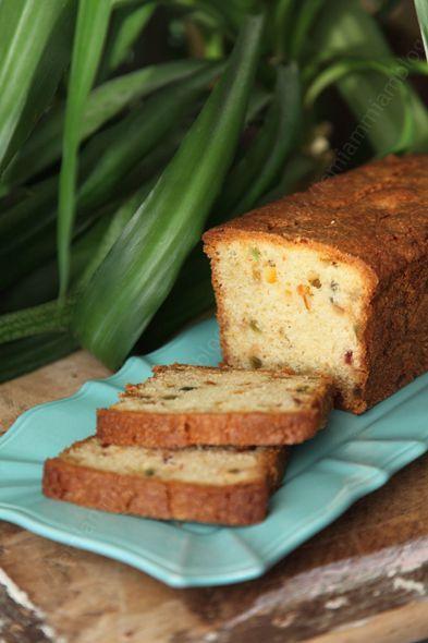cake aux fruits confits d apres la recette du cake anglais de trish deseine CAKE ENTIER