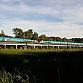 TGV Ouigo, Lissandre, Cenon-Bordeaux.