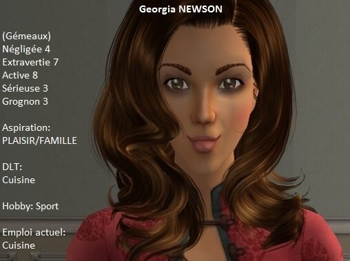 Georgia Newson
