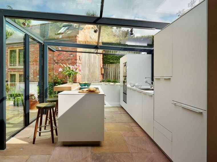 agrandissement-maison-amenagement-cuisine-moderne