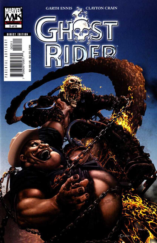 ghost rider the road to damnation 03