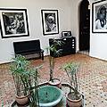 Vu d'ici vu d'ailleurs . les petits musées de marrakech
