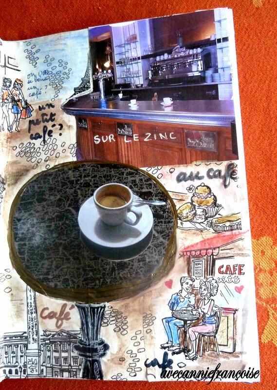 page droite café
