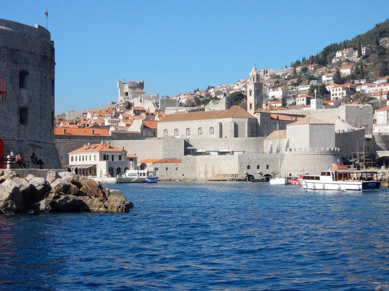 Le port médiéval de Dubrovnik 160217 2