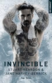Invincible de Stuart Reardon et Jane Harvey Berrick