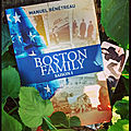 Boston family, saison 1 , de manuel bénétreau