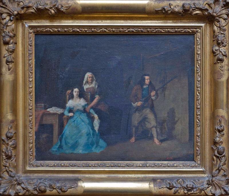 Madame de Lescure 1793