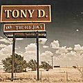 Tony d and the old jim's