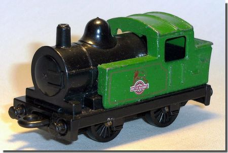 MT 43 02 Steam 0-4-0 Loco 1
