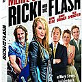 Ricki and the flash : pour meryl en rockeuse....