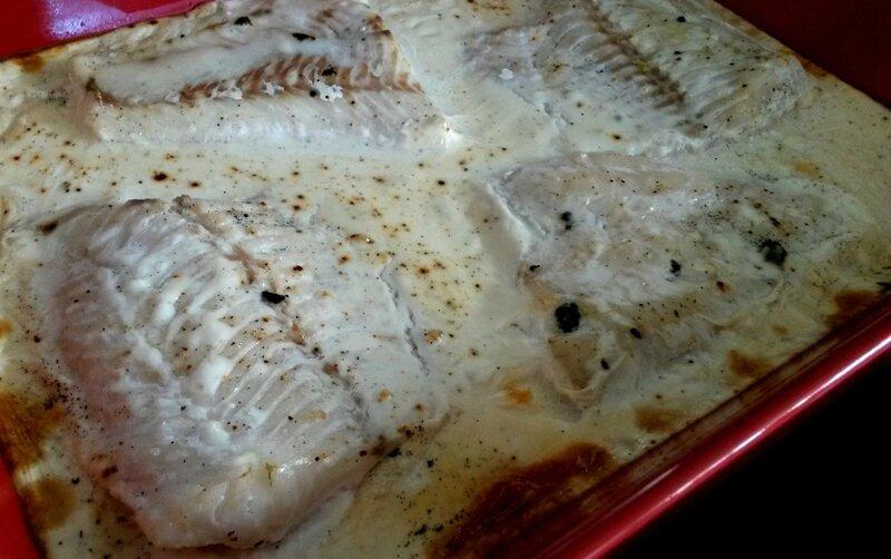 Filets Sandres crème de coco
