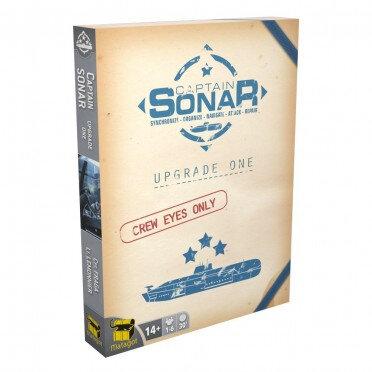 Boutique jeux de société - Pontivy - morbihan - ludis factory - Captain sonar upgrade 1