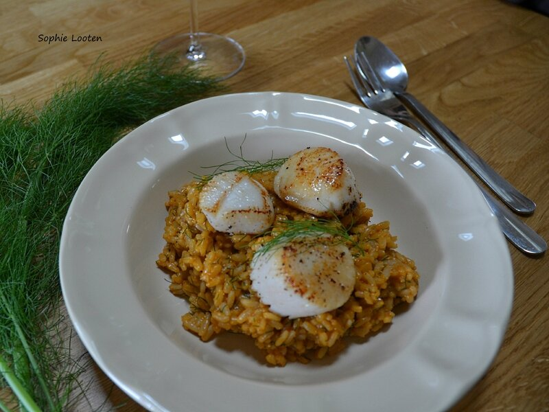Risotto langoustines2