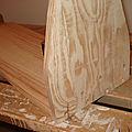 etagere aromatiques bois palette